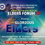 RCCG Dominion Cathedral, New Jersey, US, Annual Provincial Elders Forum holds Saturday