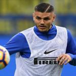 Inter Milan forward Icardi joins PSG on one-year loan