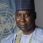 UN General Assembly President advises against politicisation of coronavirus