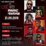 All set as Lagos awaits Zenith Bank's Aspire Music Festival