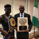 Nigerian female pro-boxer, Iron Lady fights in Belgium Monday; Go-Fund-Me account opened in her name