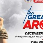 RCCG's 2019 Holy Ghost Congress commences; Theme – The Great Turn Around (see list of Speakers)