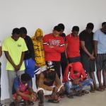 EFCC Arrests 16-year-old, 28 others for Internet Fraud in Imo