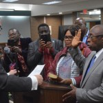 Franklin Township Council, USA, reorganizes; Onyejiaka named Deputy Mayor
