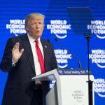 Trump takes credit for 'roaring' U.S. economy in Davos