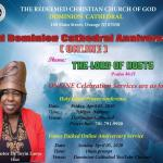 RCCG Dominion Cathedral, New Jersey, US celebrates 23rd Anniversary online