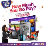 Africa to witness first live digital auction powered by Konga today at 5pm