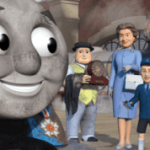 Prince Harry lands first role in 'Thomas the Tank Engine'