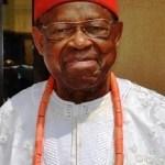 Omo-Agege salutes Obi Edozien at 95