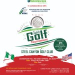 Kaleidoscope Celebrity Golf Tournament holds October 23, 2020