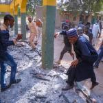 Saturday attack: Zulum cuts Abuja trip, visits four Hawul communities
