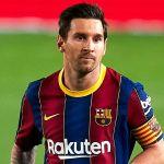 Messi makes Barca history, but no celebration as Cadiz draw in Camp Nou