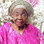 Buhari condoles with Abike Dabiri-Erewa on death of mother