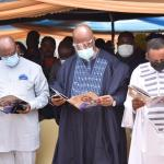 Controversy at Eduok's burial, politically motivated, unnecessary – Akpabio