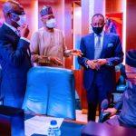 Buhari presides over Federal Executive Council meeting; Sympathizes with Niger Republic over Tillaberi massacre