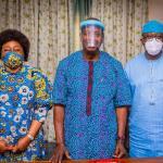 Pastor Adeboye says God will halt reign of terror, violence in Nigeria; Meets Fayemi in Ado-Ekiti