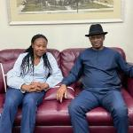 Okoyen, Nigeria's Ambassador to Cuba, Bahamas, Honduras and Nicaragua arrives Havana