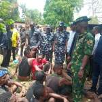 Ebonyi killings: 55 suspects escape from custody; Police: I'll get back to you