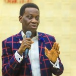 RCCG's G.O, Pastor Adeboye counsels mourners as his son, Pastor Dare, is interred amidst tears