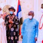 Buhari refers Niger Delta Avengers to IYC President, Okaba, Petroleum Minister of State, Sylva, other Niger Delta leaders