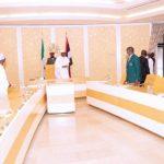 Pinnick's position in FIFA good for Nigeria's football development – Buhari