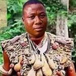 Sunday Igboho arrested in Cotonou on way to Germany