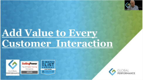 How to add value to every customer interaction