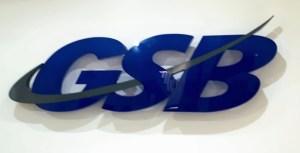 Logotipo 3D en acrílico color.