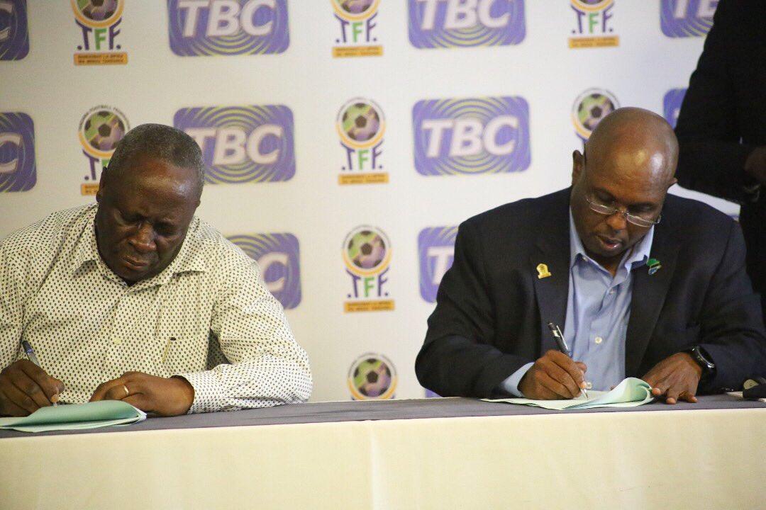 TBC Yasaini Mkataba Wa Bilioni 3 na TFF – Video-Michezoni leo