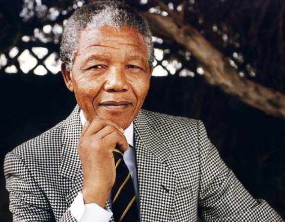 Nelson Mandela Quotes about Fearless