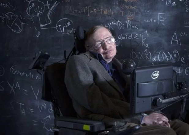 Stephen Hawking Quotes on Time