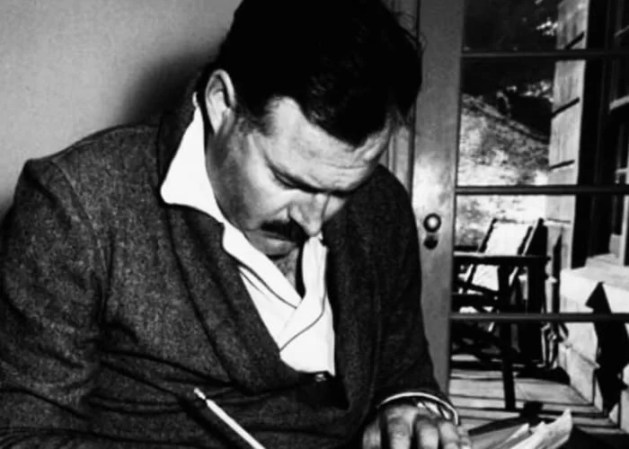 Ernest Hemingway Quotes from Book