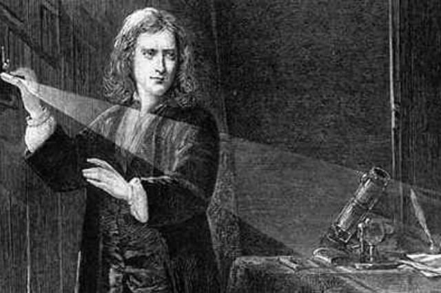 Isaac Newton Quotes on Gravity
