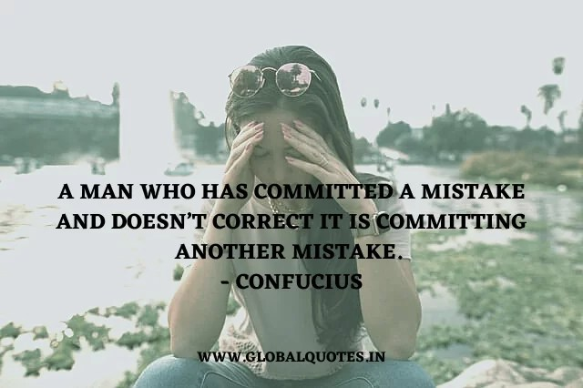 Quotes About Mistake