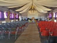 Inside of Grace Tabernacle