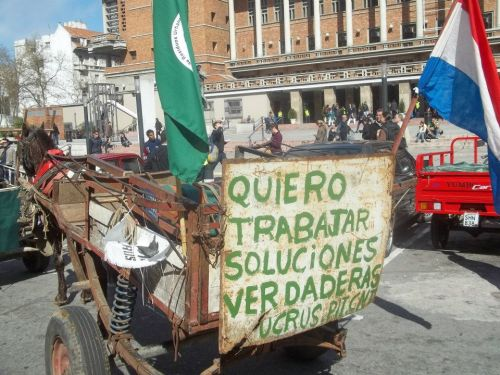 marcha Ucrus