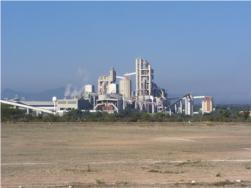 photo - huichapan cement kiln