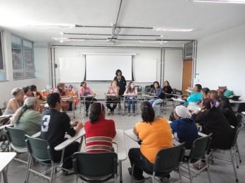 "Participando da dinâmica da rede / Participants engaging in the ""network dynamic"""