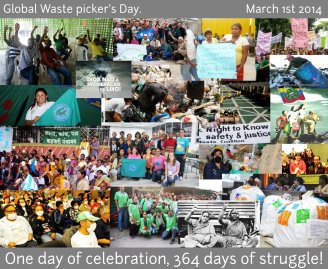 Waste Pickers' Day 2014