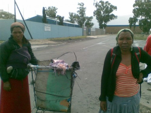 women waste workers-sa