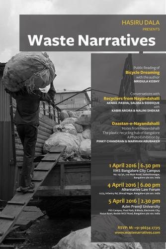 waste-narratives-bangalore-activities-hasiru-dala