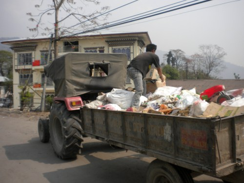 waste-collection-in-Dewathang-samdrup-jongkhar-district