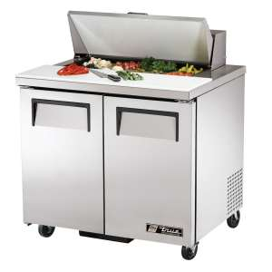 Prep Table - Equipment - Global Restaurant Source - Refrigerator