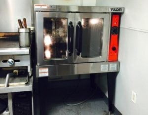 Equipment - Ovens - Wheat Penny Oven & Bar Convection Oven