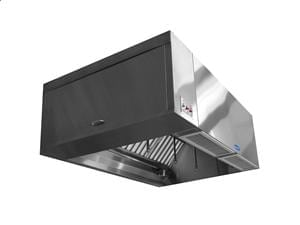 Hood System - Global Restaurant Source - Grease Hood