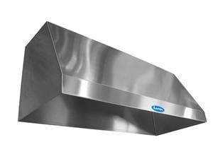 Hood System - Global Restaurant Source - Condensate   Heat Removal Hood