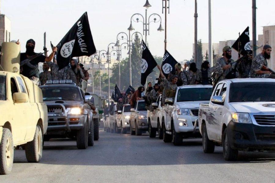 ISIS; http://america.aljazeera.com/articles/2014/6/30/islamic-state-caliphate.html