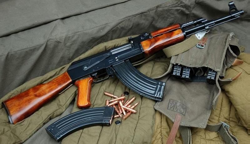 Economics of the AK-47 | Global Risk Insights
