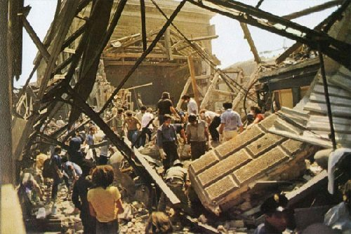 1980: The Bologna Massacre