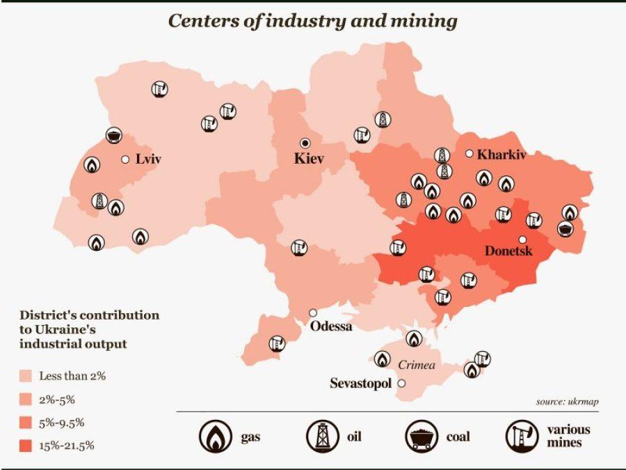 uk3 mines oil gas